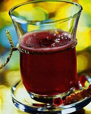 Напиток из граната (низкокалорийный сок)
